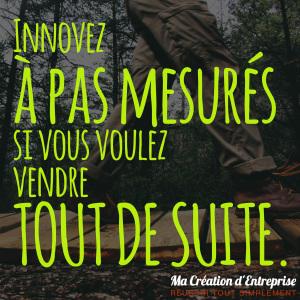 Comment vendre un exemple illustr d argumentaire for Idee innovation produit